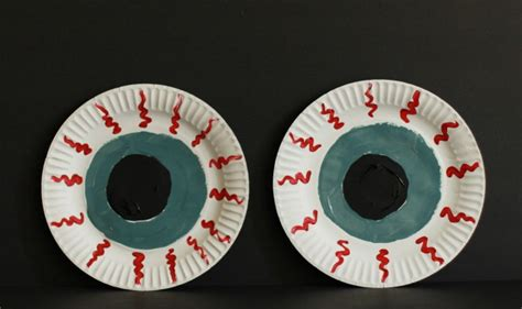 spooky crafts for spooky paper plate crafts for pbs parents pbs