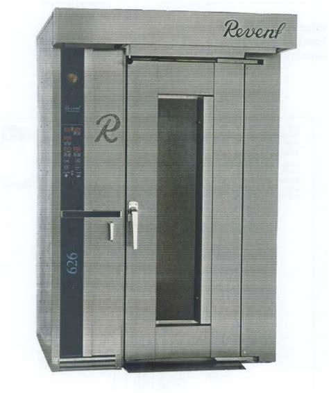 Single Rack Oven by Revent Single Rack Oven Model 626 User Manual 626 Bakeryequipment Is Your Bakery