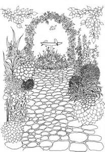coloring book for adults secret garden 342 best coloring pages images on