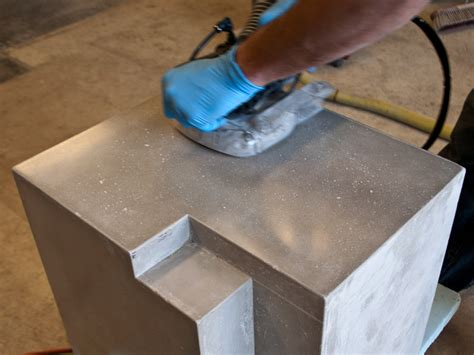 how to fill holes in a concrete countertop cheng