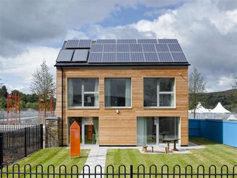 ecological homes modern eco homes and passive house designs for energy