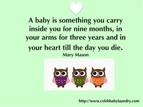 inspirational pregnancy quotes baby laundry