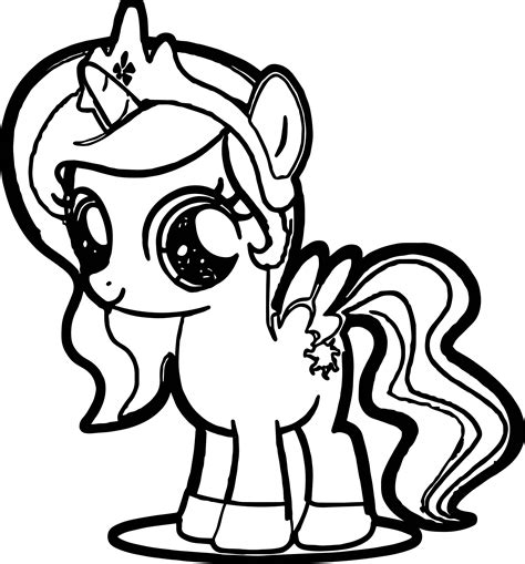 coloring pages of cute horses cute pony coloring page free free coloring books