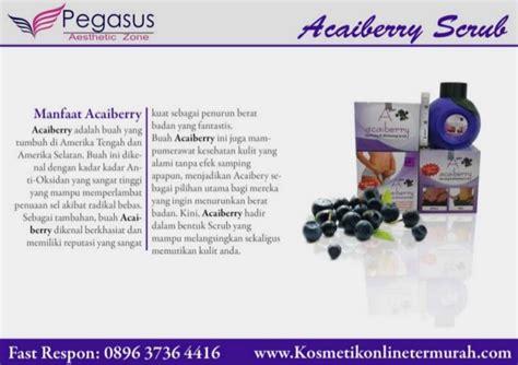 Pelangsing Acai Berry Asli acaiberry acaiberry scrub asli acaiberry scrub pelangsing