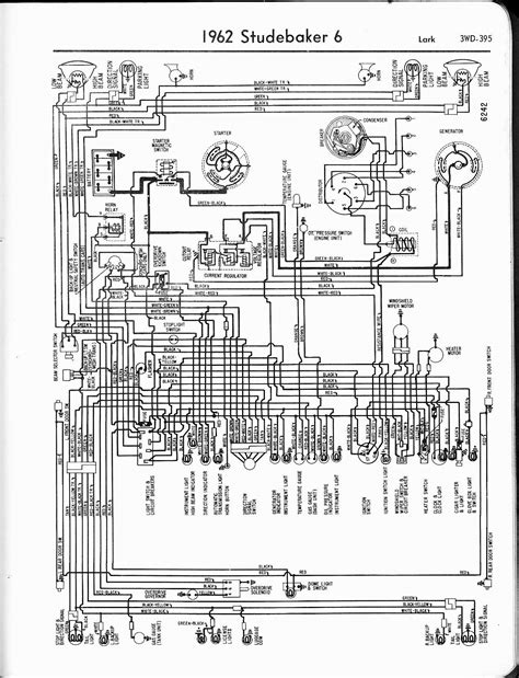 studebaker wiring diagrams   car manual project