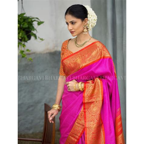 Stelan Blouse Pink Mix Motif Songket 21 best contrasting blouses for pink silk sarees keep me stylish