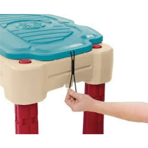 2 sand and water table 2 adjustable sand water table