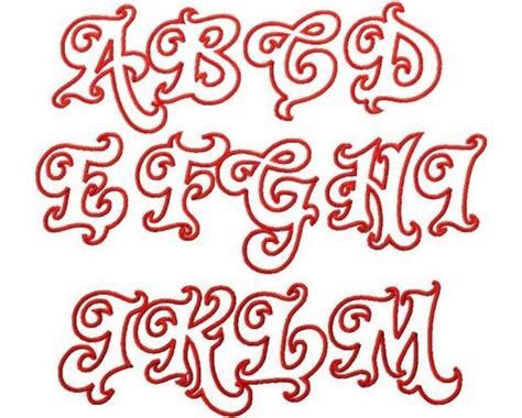 large printable letters different fonts bubble letter cut outs big letters of the alphabet