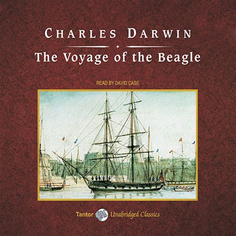 the voyage of the beagle books the voyage of the beagle audiobook by charles
