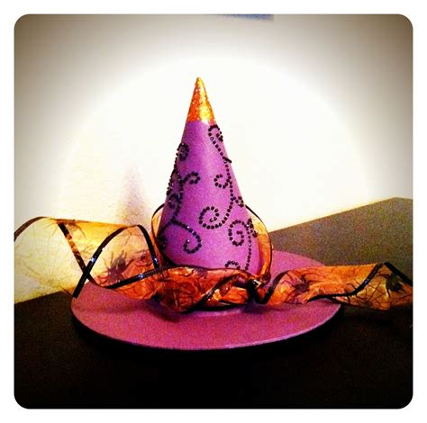witch hat crafts for diy witches hat from michael s