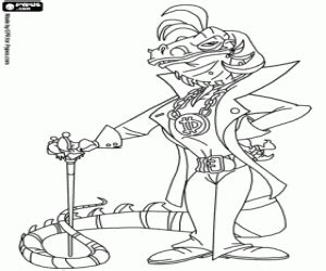 sly fox coloring page sly cooper coloring pages printable games