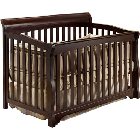 convertible cribs walmart sorrelle florence stages 4 in 1 convertible crib espresso