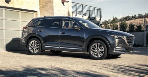 mazda new cars 2016 2016 mazda cx 9 revealed with new 2 5 turbo engine