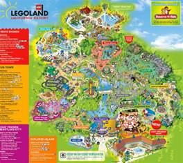 map of legoland california get to go to legoland and sealife aquarium for free