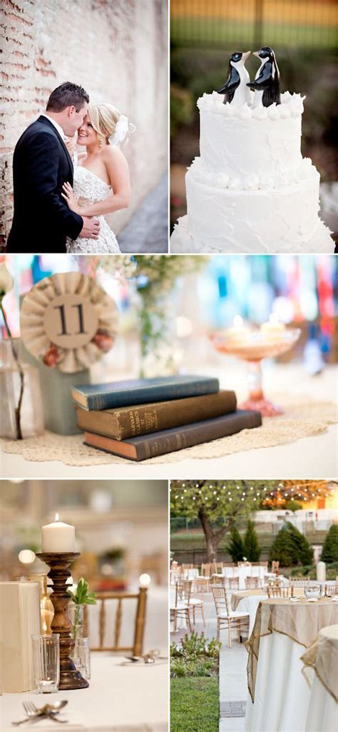 81 best Literary Weddings images on Pinterest   Wedding