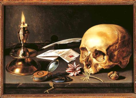 vanitas painting research demimason