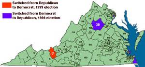 Virginia House Of Delegates Map by Virginia House Of Delegates