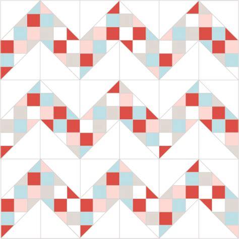 Chevron Patchwork - patchwork chevron quilt 171 moda bake shop