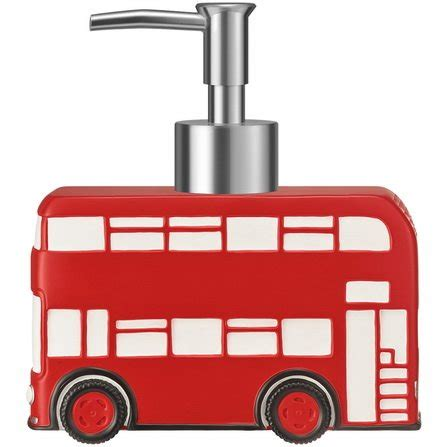 london bathroom accessories i love london red bus london bathroom accessories set soap