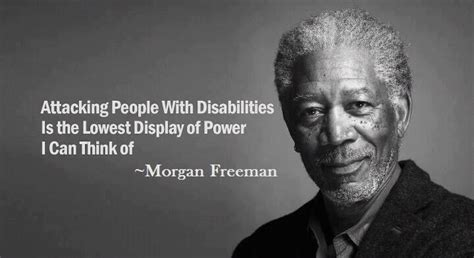 Disabled Meme - the morgan freeman disability meme
