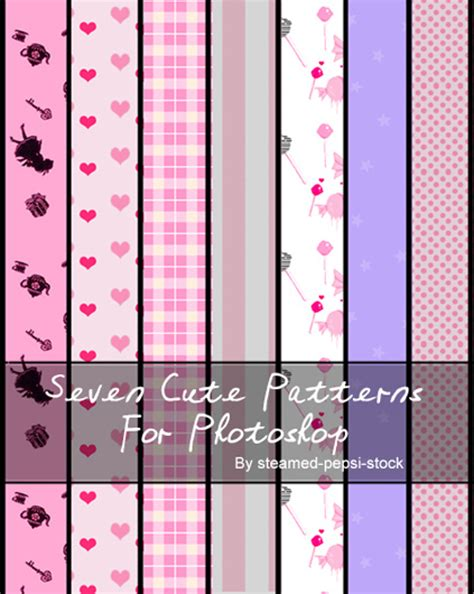 pattern cute photoshop 100 free patterns to boost your creativity inspiration