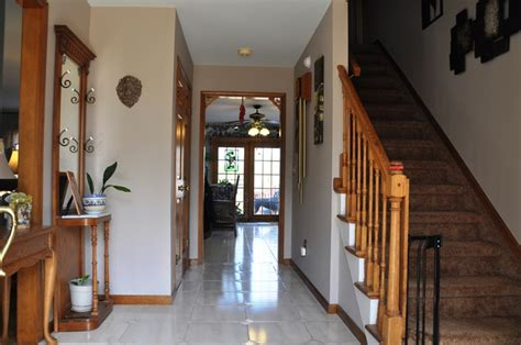 colonial foyer awesome center hall colonial for sale clarksburg