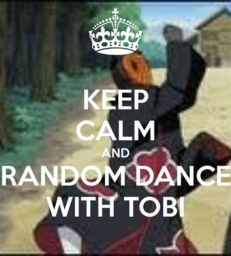Topi Stay Calm And Keep Cool keep calm and random with tobi d by