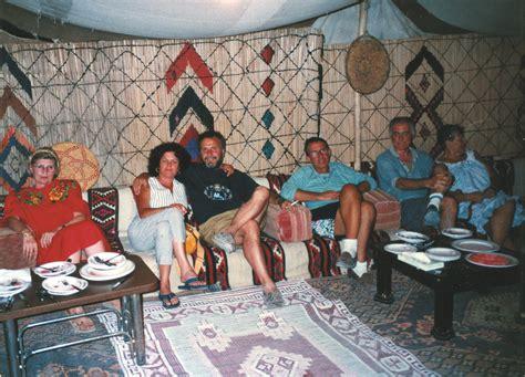 tenda beduina tadmor la palmyra dei romani 1997