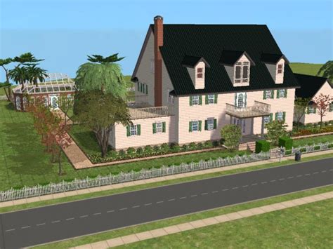 Sims 2 Houses by 187 Houses Casas Marina S Sims