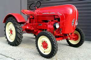 Porsche Tractor For Sale Sold Porsche Junior Type 108 Tractor Auctions Lot