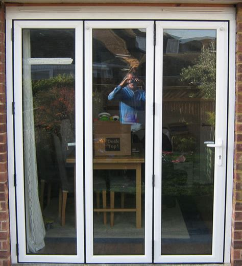 Bifold Patio Doors Upvc 1790 X 2090 White Upvc Bi Fold Door Folding Doors 2 U