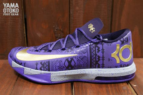 quot black history month quot nike kd 6 theshoegame