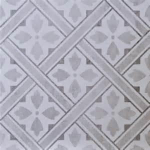 Laura ashley mr jones dove grey floor tile by bct ceramic planet