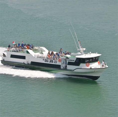 fast boat ke gili trawangan murah fast boat eka jaya 23 ke gili trawangan dari serangan bali