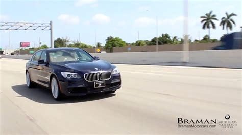 Bmw Braman Palm 2013 bmw 750li test drive braman bmw jupiter west palm