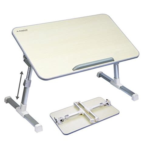avantree quality adjustable laptop table portable tables and bed trays gifts for senior citizens