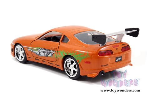 1 32 Fast Furious Brian S Toyota Supra toys fast furious brian s toyota supra top
