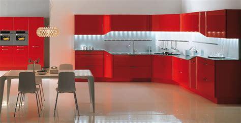 Bien Salon De Jardin Rouge #4: photo-decoration-cuisine-rouge-ferrari-7.jpg