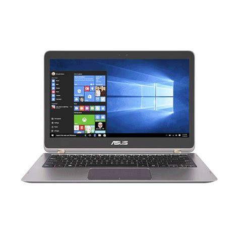 Laptop Asus Zenbook Ux360uak jual asus zenbook flip ux360uak c4268t notebook grey