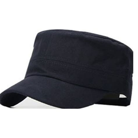 Topi Flat Top Hitam topi flat top navy blue jakartanotebook