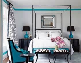 black white turquoise on valspar dressers