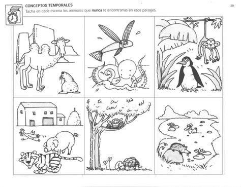 imagenes nociones temporales actividad para trabajar los conceptos temporales con escolares