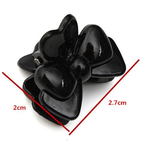 Mapepe Hair Clip Black 2 Pcs buy 10pcs mixed style black plastic hairpin hair