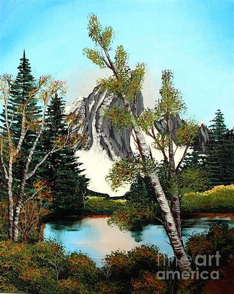 bob ross paintings for sale pbs 23 best images about bob ross on nail