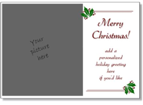 templates for card inserts free printable card inserts happy holidays