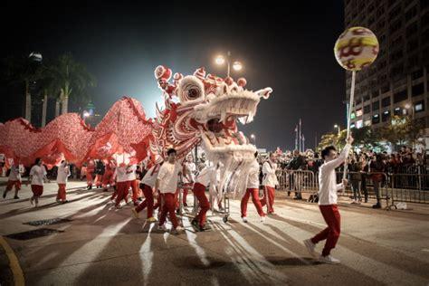 new year parade route hk capodanno cinese 2014 le immagini dal mondo