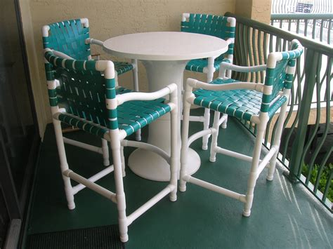 pvc patio chair furniture palm casual orlando pvc patio furniture