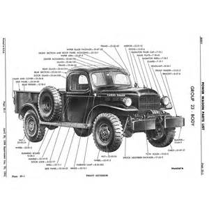 1947 Dodge Truck Parts 1947 1956 Dodge Power Wagon Truck Parts Catalog Pdf