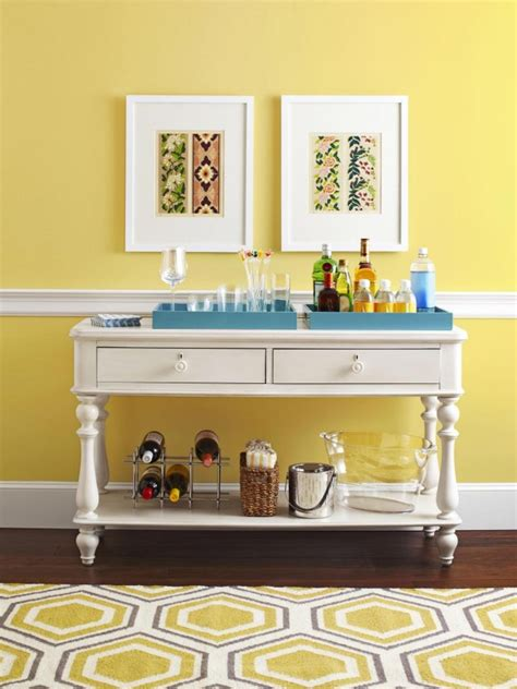 innovative ideas to decorate your 4 innovative ideas to decorate your console tables