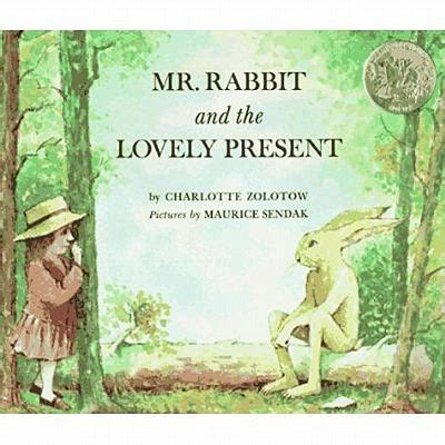 mr rabbit and the mr rabbit and the lovely present paperback red balloon bookshop